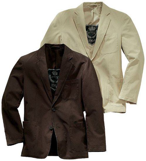 sportlich eleganter herren sakko jacke schick beige xl. Black Bedroom Furniture Sets. Home Design Ideas