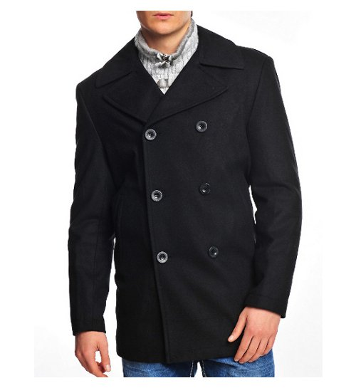 herren winter woll mantel caban pea coat jacke m 3xl neu. Black Bedroom Furniture Sets. Home Design Ideas